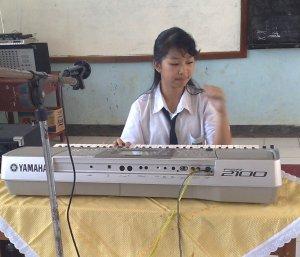 G.Alicia Sujana Sang Jawara Dari SMP IGN Slamet Riyadi Karawang